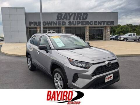 2020 Toyota RAV4 for sale at Bayird Truck Center in Paragould AR