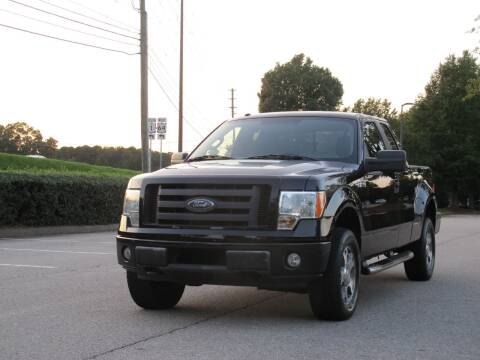 2009 Ford F-150 for sale at Best Import Auto Sales Inc. in Raleigh NC