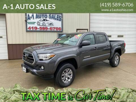 2018 Toyota Tacoma for sale at A-1 AUTO SALES in Mansfield OH