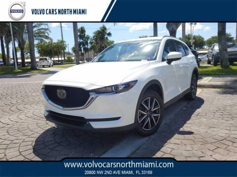 2018 Mazda CX-5 for sale at Volvo Cars North Miami in Miami FL