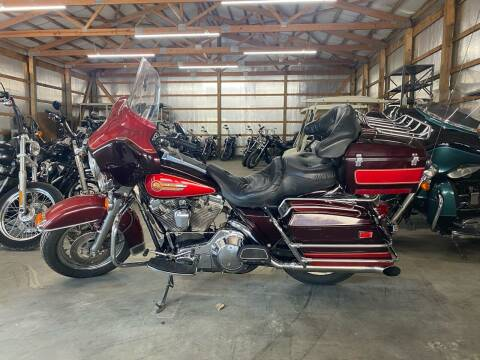 1992 Harley Davidson Electra Glide for sale at CarSmart Auto Group in Orleans IN