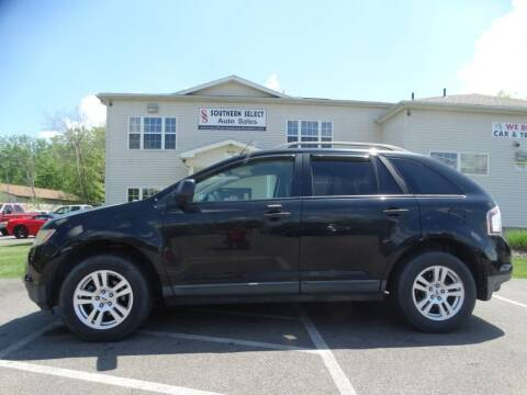 2007 Ford Edge for sale at Cj king of car loans/JJ's Best Auto Sales in Troy MI