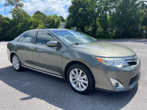 2012 Toyota Camry Hybrid for sale at Asap Motors Inc in Fort Walton Beach FL