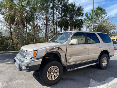 2000 Toyota 4Runner for sale at Gulf Financial Solutions Inc DBA GFS Autos in Panama City Beach FL