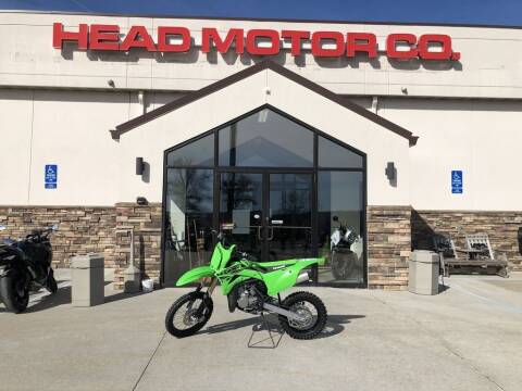 2021 Kawasaki KX 85 for sale at Head Motor Company - Head Indian Motorcycle in Columbia MO