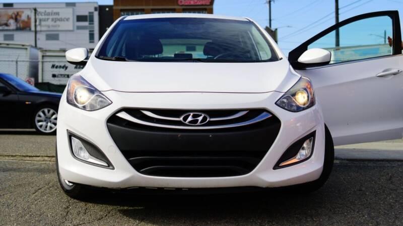 2014 Hyundai Elantra GT for sale at Paisanos Chevrolane in Seattle WA