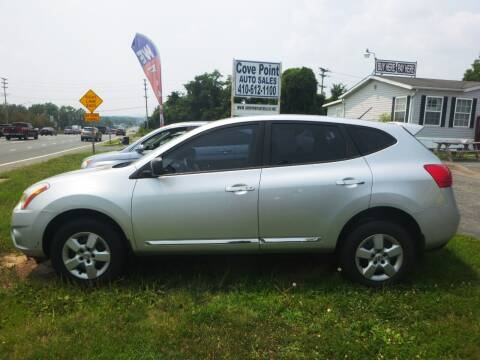 2013 Nissan Rogue for sale at Cove Point Auto Sales in Joppa MD
