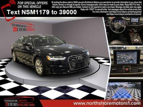 2018 Audi A6 for sale at Sunrise Auto Outlet in Amityville NY