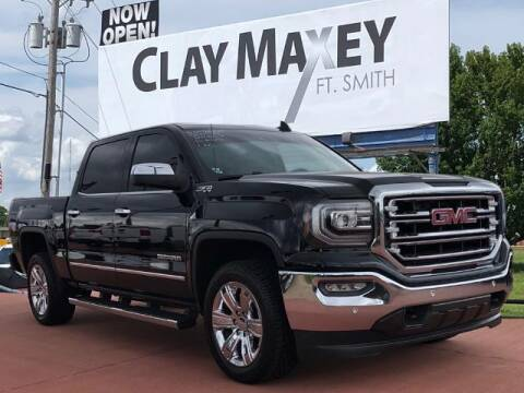 2017 GMC Sierra 1500 for sale at Clay Maxey Fort Smith in Fort Smith AR
