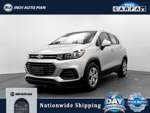 2017 Chevrolet Trax for sale at INDY AUTO MAN in Indianapolis IN
