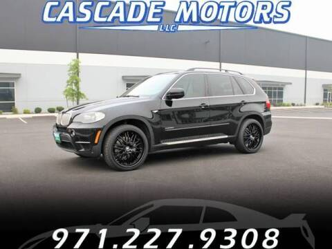 2011 BMW X5 for sale at Cascade Motors in Portland OR