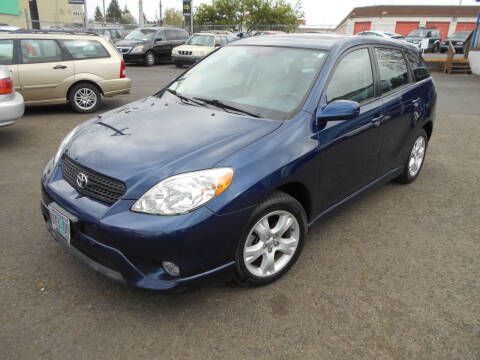 2008 Toyota Matrix for sale at Family Auto Network in Portland OR