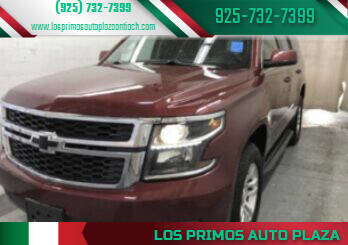 2018 Chevrolet Tahoe for sale at Los Primos Auto Plaza in Antioch CA