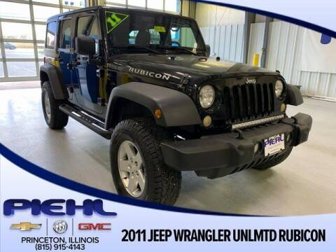 2011 Jeep Wrangler Unlimited for sale at Piehl Motors - PIEHL Chevrolet Buick Cadillac in Princeton IL