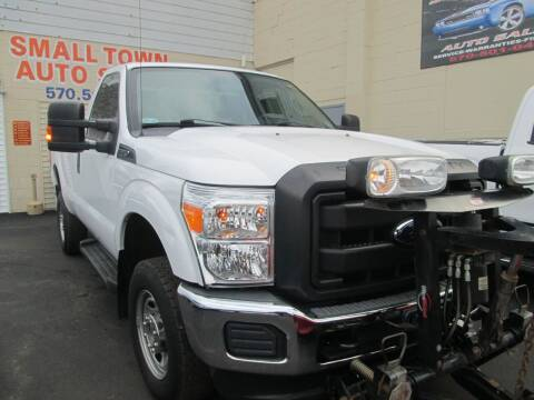 2015 Ford F-250 Super Duty for sale at Small Town Auto Sales in Hazleton PA