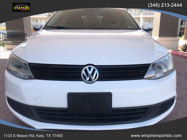 2011 Volkswagen Jetta for sale at EMPIREIMPORTSTX.COM in Katy TX