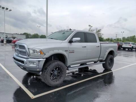 2017 RAM Ram Pickup 2500 for sale at White's Honda Toyota of Lima in Lima OH