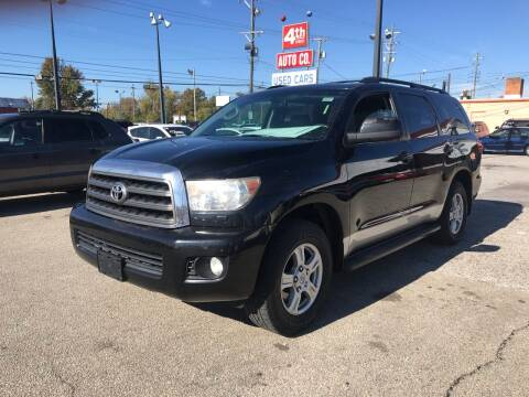 2008 Toyota Sequoia for sale at 4th Street Auto in Louisville KY