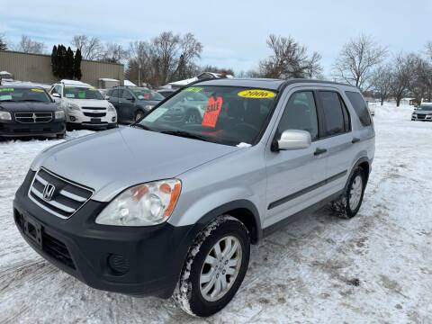 2006 Honda CR-V for sale at River Motors in Portage WI