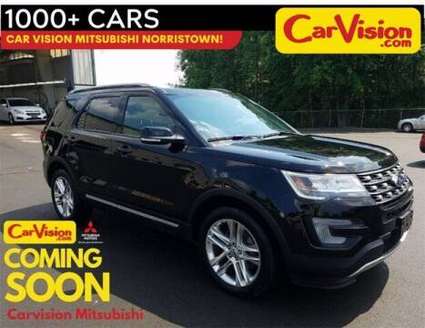 2017 Ford Explorer for sale at Car Vision Buying Center in Norristown PA