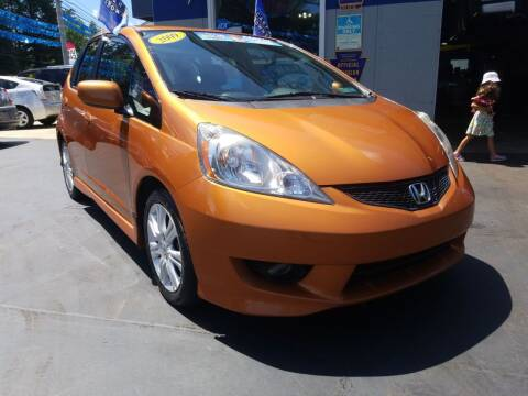 2009 Honda Fit for sale at Fleetwing Auto Sales in Erie PA