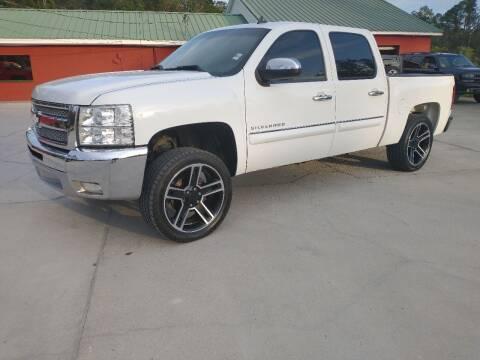 2013 Chevrolet Silverado 1500 for sale at J & J Auto of St Tammany in Slidell LA