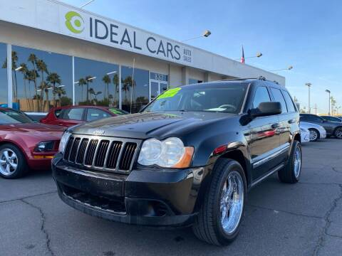 2010 Jeep Grand Cherokee for sale at Ideal Cars in Mesa AZ