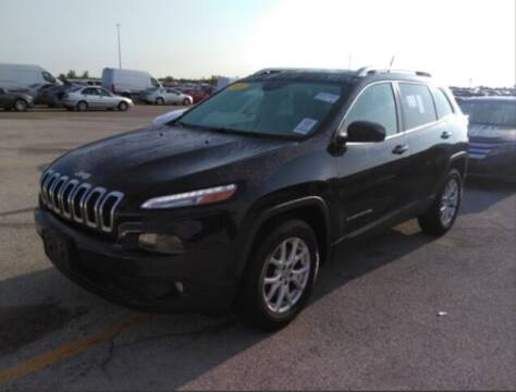 2015 Jeep Cherokee for sale at HW Used Car Sales LTD in Chicago IL