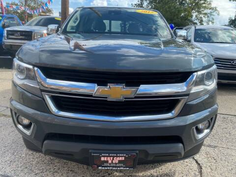 2015 Chevrolet Colorado for sale at Best Cars R Us in Plainfield NJ