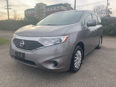 2012 Nissan Quest for sale at Craven Cars in Louisville KY
