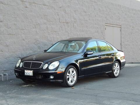 2005 Mercedes-Benz E-Class for sale at Gilroy Motorsports in Gilroy CA