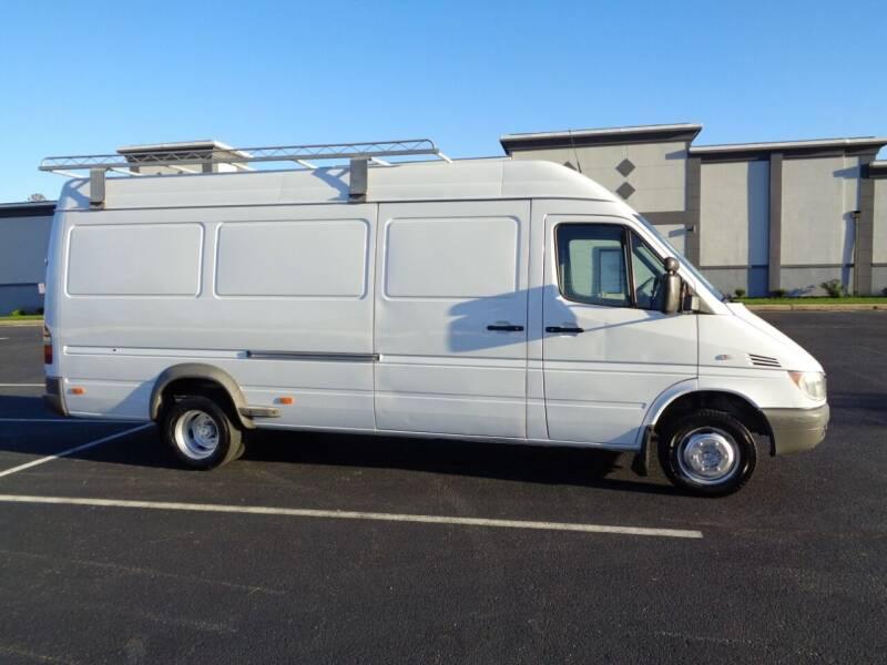2005 Dodge Sprinter Cargo 3500 3dr 158 in. WB High Roof DRW Cargo Van - Palmyra NJ