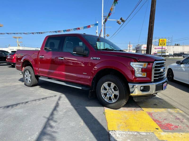 2015 Ford F-150 for sale at Better All Auto Sales in Yakima WA
