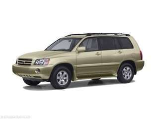2002 Toyota Highlander for sale at BORGMAN OF HOLLAND LLC in Holland MI