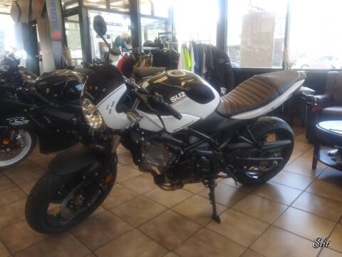 2019 Suzuki SV650XAL9 for sale at Suzuki of Tulsa in Tulsa OK