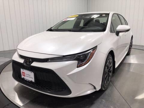 2020 Toyota Corolla for sale at HILAND TOYOTA in Moline IL