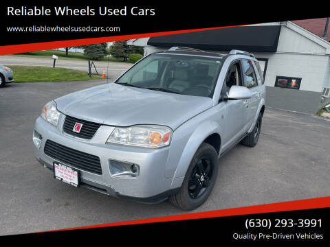 2007 Saturn Vue for sale at Reliable Wheels Used Cars in West Chicago IL