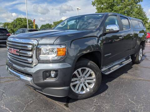 2016 GMC Canyon for sale at West Point Auto Sales in Mattawan MI