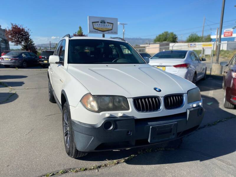 2004 BMW X3 for sale at CarSmart Auto Group in Murray UT