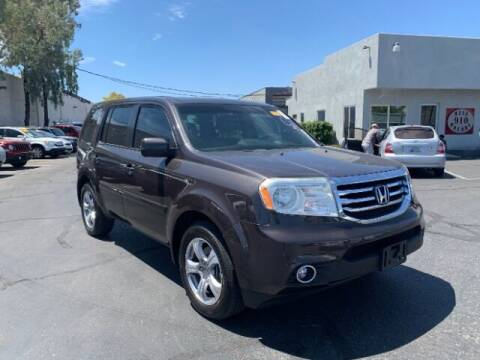2012 Honda Pilot for sale at Brown & Brown Wholesale in Mesa AZ