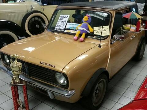 1980 MINI Convertible for sale at Black Tie Classics in Stratford NJ