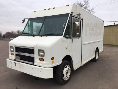 2001 Freightliner MT45 Utilimaster P700 for sale at Tucson Motors in Sioux Falls SD
