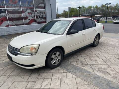 2004 Chevrolet Malibu for sale at Tim Short Auto Mall in Corbin KY