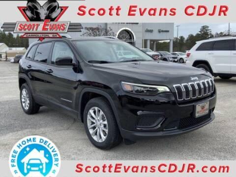2020 Jeep Cherokee for sale at SCOTT EVANS CHRYSLER DODGE in Carrollton GA