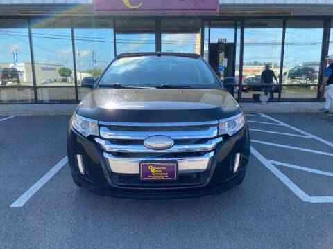 2012 Ford Edge for sale at Greenville Motor Company in Greenville NC