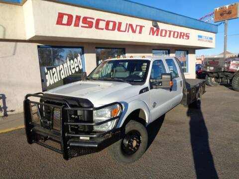 2011 Ford F-350 Super Duty for sale at Discount Motors in Pueblo CO