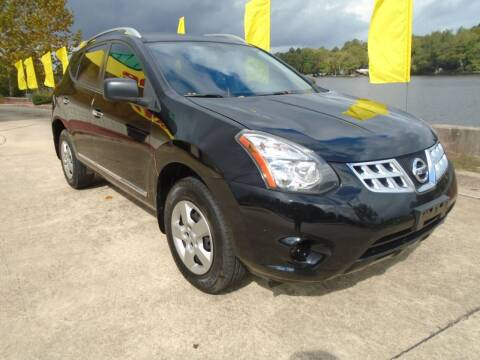 2015 Nissan Rogue Select for sale at Lake Carroll Auto Sales in Carrollton GA