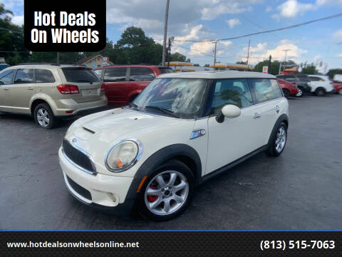 2010 MINI Cooper Clubman for sale at Hot Deals On Wheels in Tampa FL