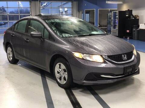 2014 Honda Civic for sale at Simply Better Auto in Troy NY