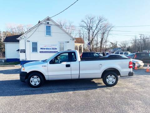 2006 Ford F-150 for sale at New Wave Auto of Vineland in Vineland NJ